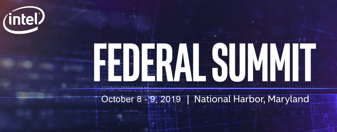 Intel Federal Summit with Our Partner Supermicro